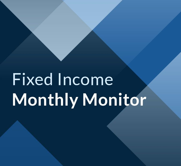 Fiera Capital Fixed Income Monthly Monitor Insight Image